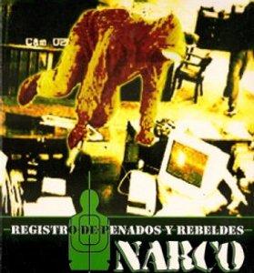 Narco Registro De Penados y Rebeldes