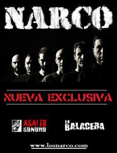 NARCO - NUEVA EXCLUSIVA ASALTO SONORO MANAGEMENT - Definitivo - SIN BORDE ROJO